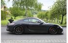05/2014 Porsche Cayman GT4 Erlkönig