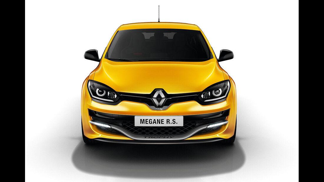 05/2014 Renault MÉGANE R.S. 275 TROPHY