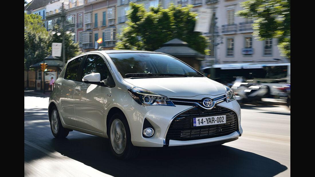 05/2014 Toyota Yaris 2014 Modellpflege