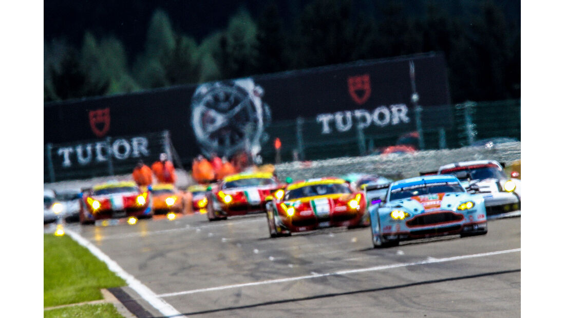 05/2014 WEC Spa, Sportwagen-Weltmeisterschaft