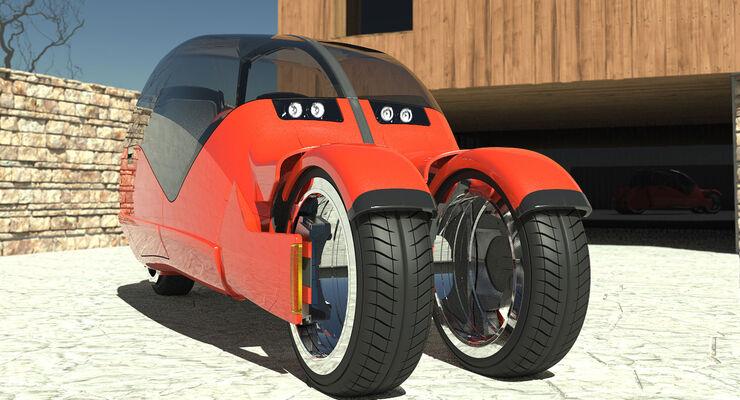 05/2015, Argodesign Lanesplitter