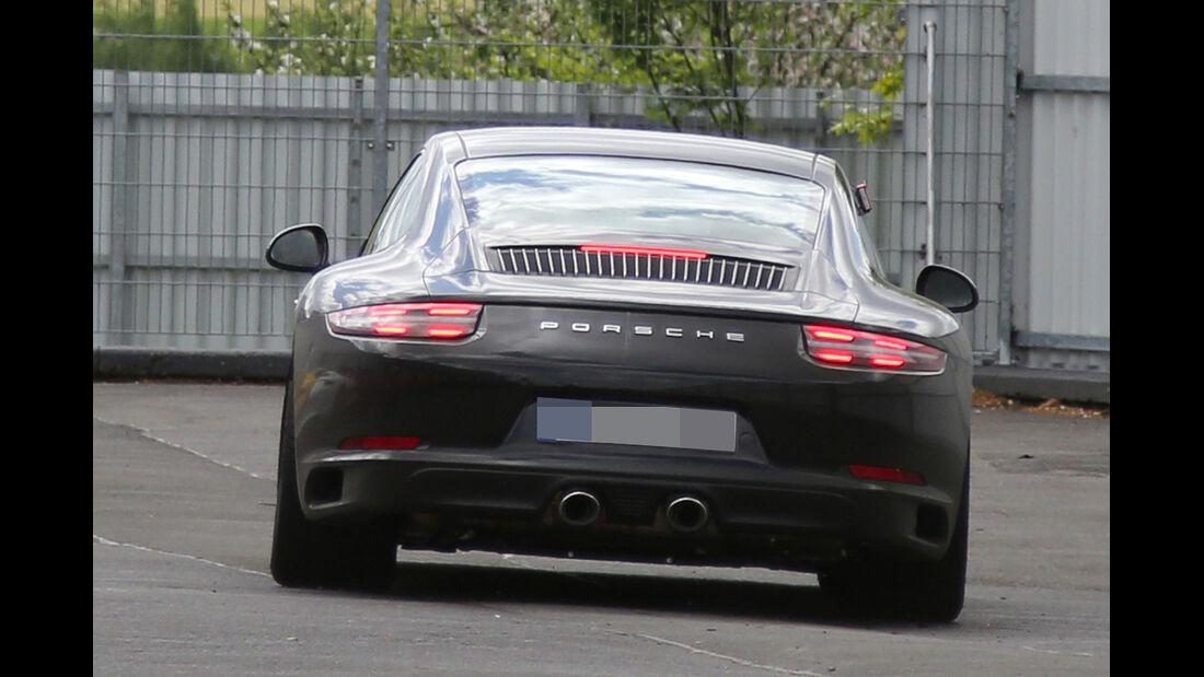 05/2015, Porsche 911 Facelift Erlkönig