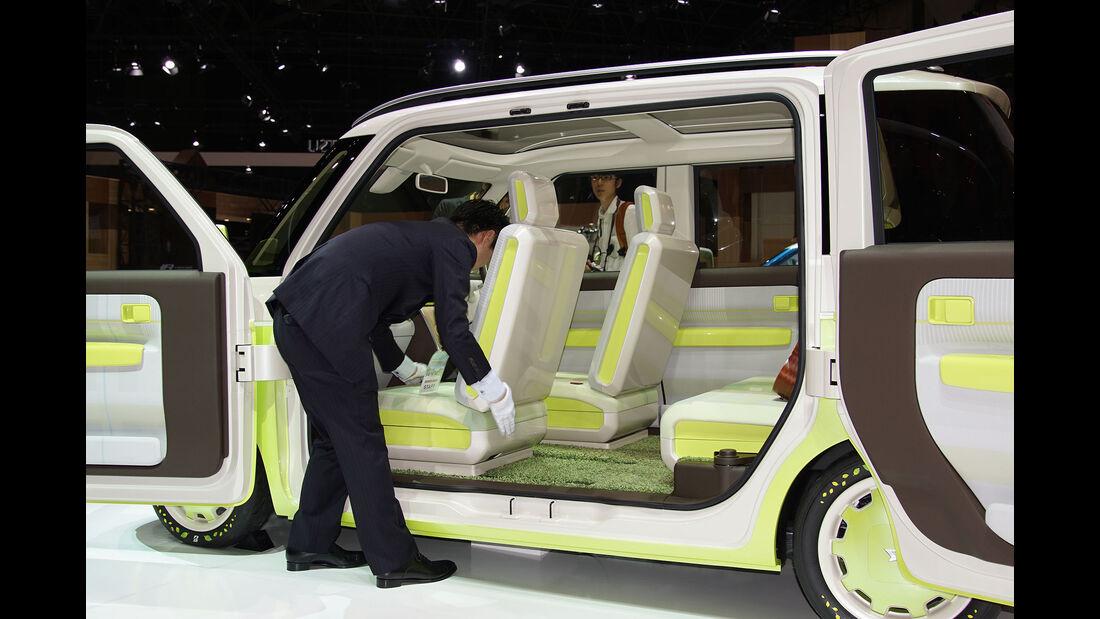05/2015, Tokio Motor Show 2015 Daihatsu Hinata