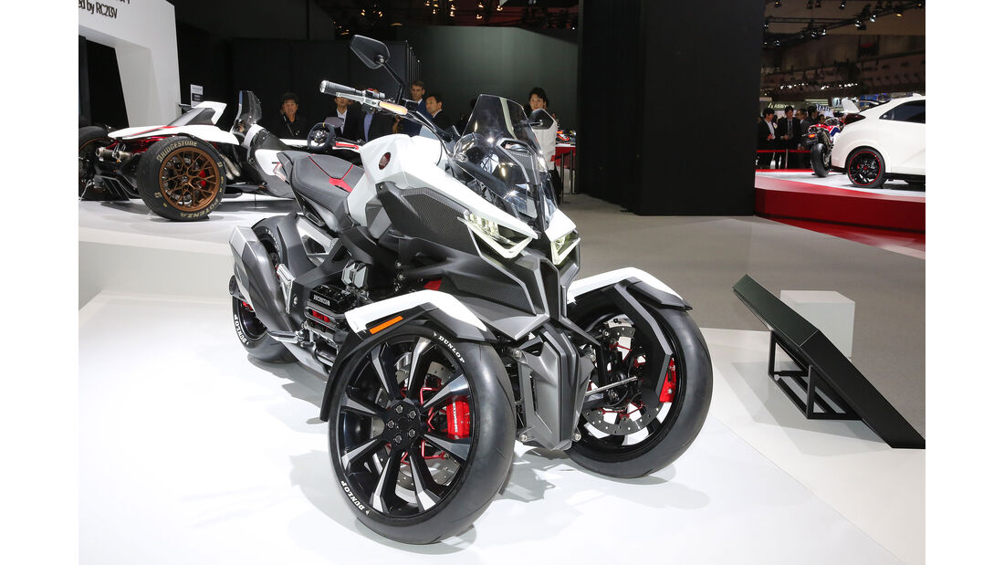 05/2015, Tokio Motor Show 2015 Honda Dreirad Jens Katemann