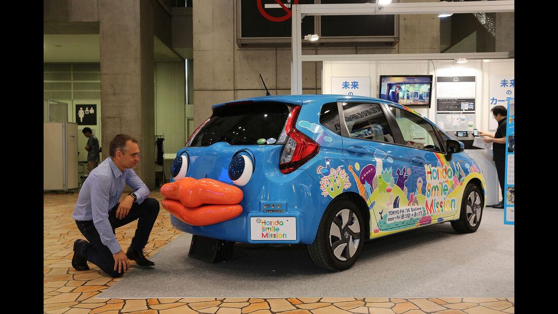 05/2015, Tokio Motor Show 2015 Honda Fit Smile