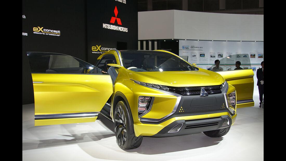 05/2015, Tokio Motor Show 2015 Mitsubishi EX Concept