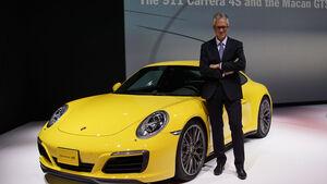 05/2015, Tokio Motor Show 2015 Porsche 911