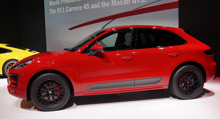 05/2015, Tokio Motor Show 2015 Porsche Macan GTS