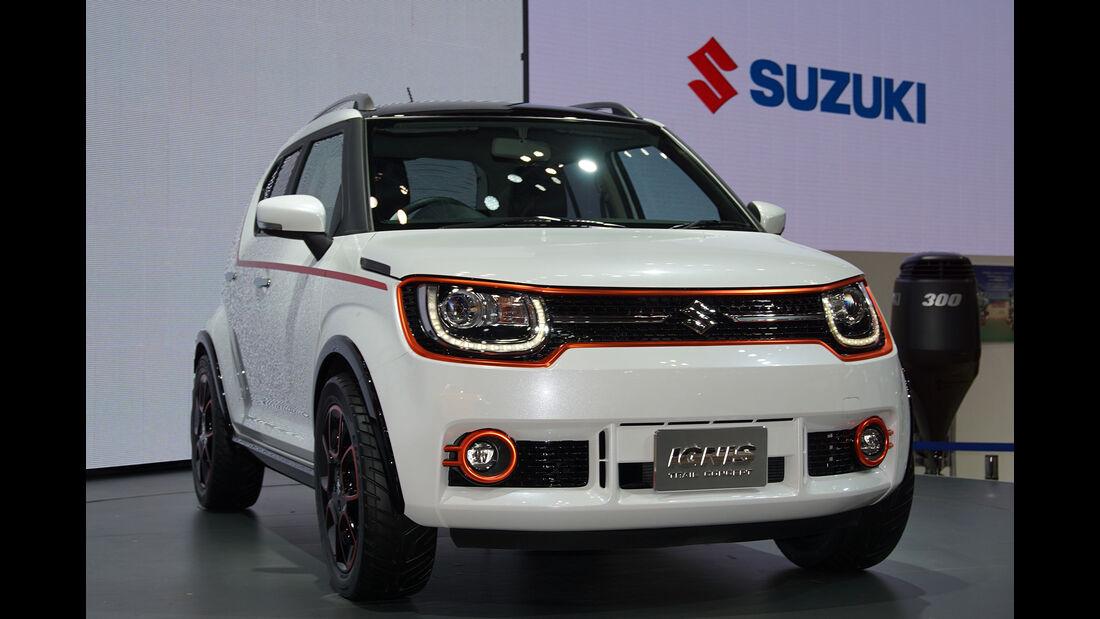 05/2015, Tokio Motor Show 2015 Suzuki Ignis Trial Concept