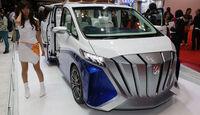 05/2015, Tokio Motor Show 2015 Toyota Alphard Hercule Concept