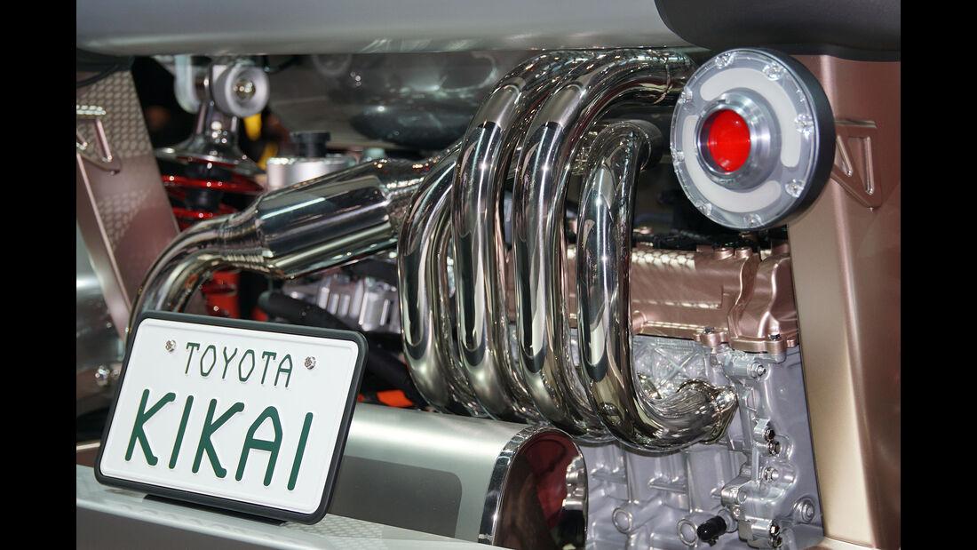 05/2015, Tokio Motor Show 2015 Toyota Kikai