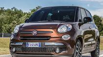 05/2017,  Fiat 500L Facelift