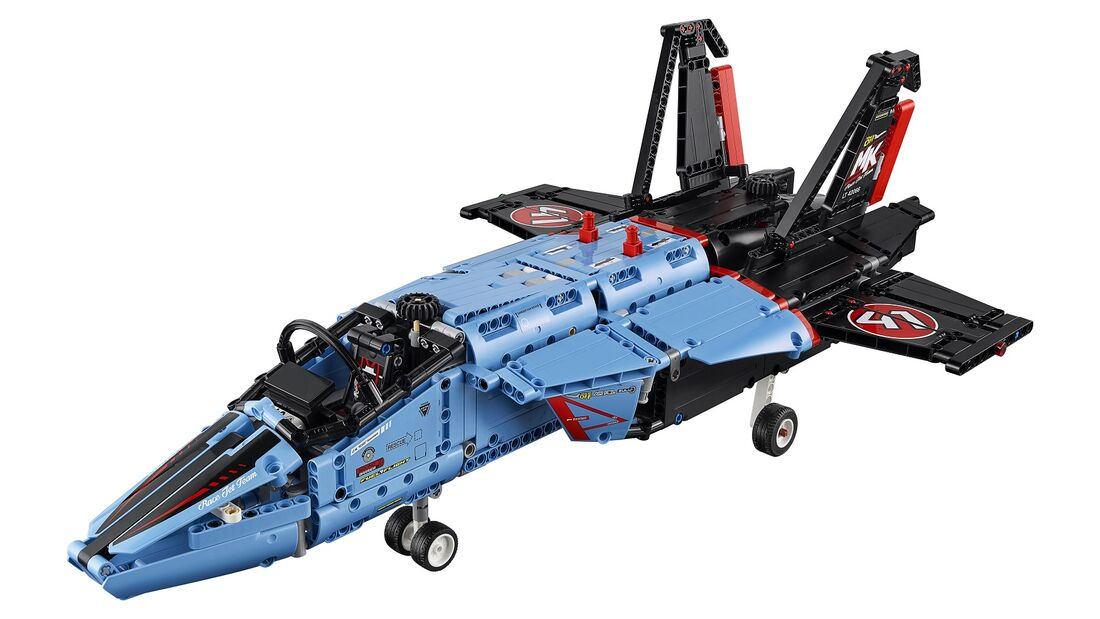 05/2018, Lego Technik