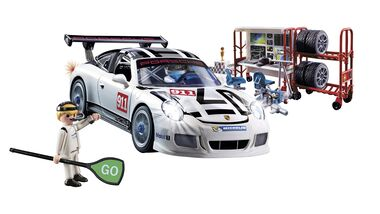 05/2018, Playmobil Porsche