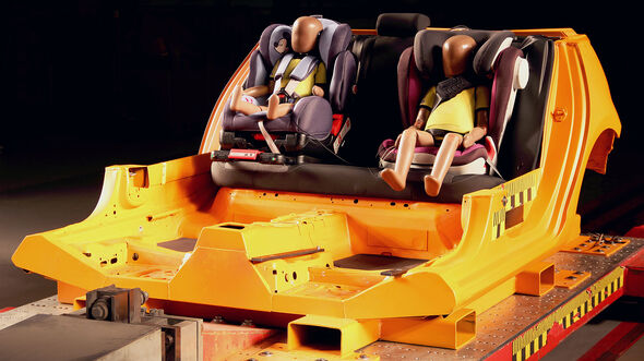 05/2019, ADAC-Kindersitz-Test 2019