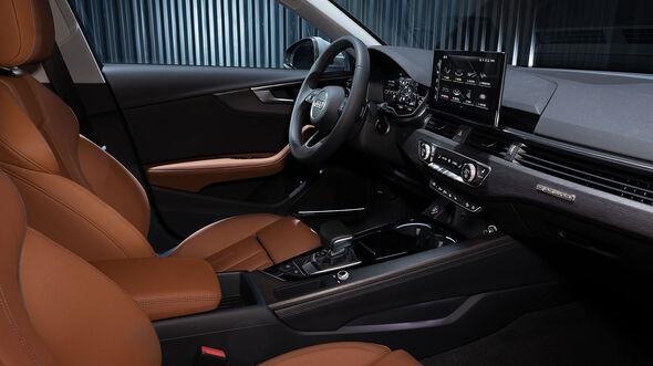 05/2019, Audi A4 Allroad Quattro Facelift