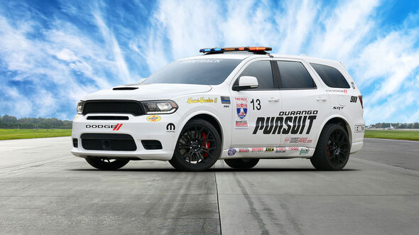 05/2019, Dodge Durango SRT Pursuit Concept