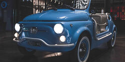 05/2019, Fiat 500 Jolly Icon-e