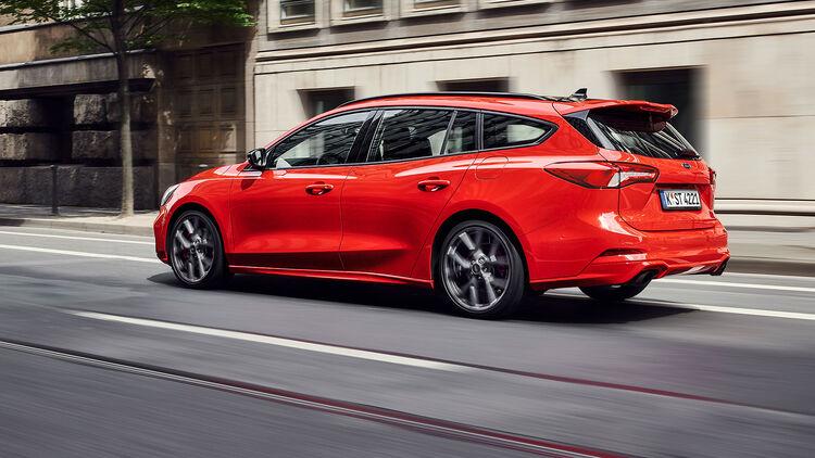 Neuer Ford Focus St 2019 Leistung Marktstart Preis