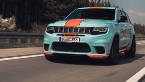 05/2019, Geigercars Jeep Cherokee Trackhawk