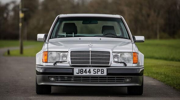 05/2019, Mercedes 500 E W 124 von Rowan Atkinson
