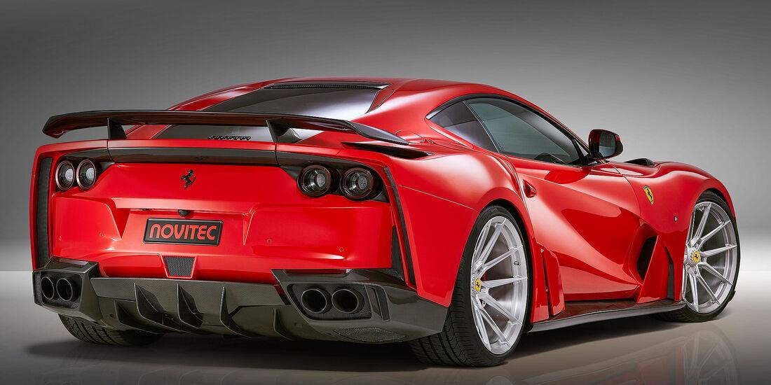 05/2019 Novitec N-Largo Ferrari 812 Superfast