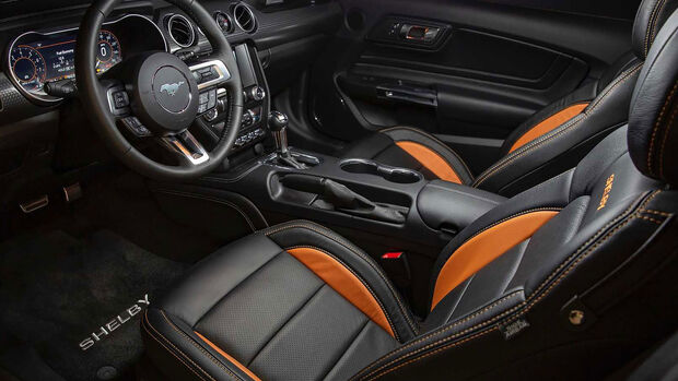 05/2019, Shelby GT-S für Sixt