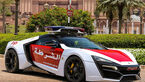 05/2019, W Motors Lykan Hypersports Special Forces Polizeiauto