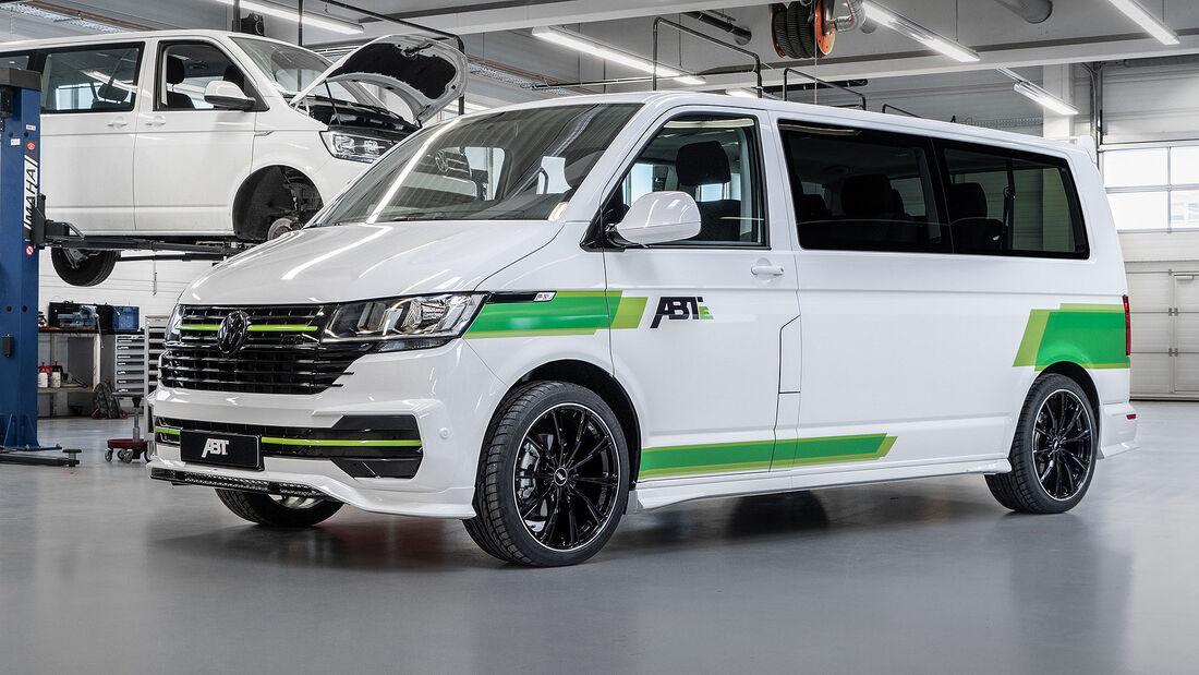 05/2020, Abt E-Transporter 6.1 mit Bodykit