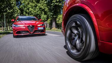 05/2020, Alfa Romeo Giulia Quadrifoglio Facelift