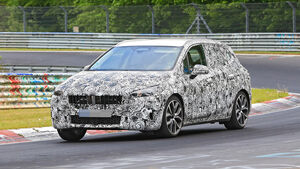 05/2020, BMW 2er Active Tourer Erlkönig