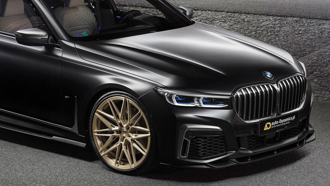 05/2020, BMW M760Li xDrive von Auto-Dynamics