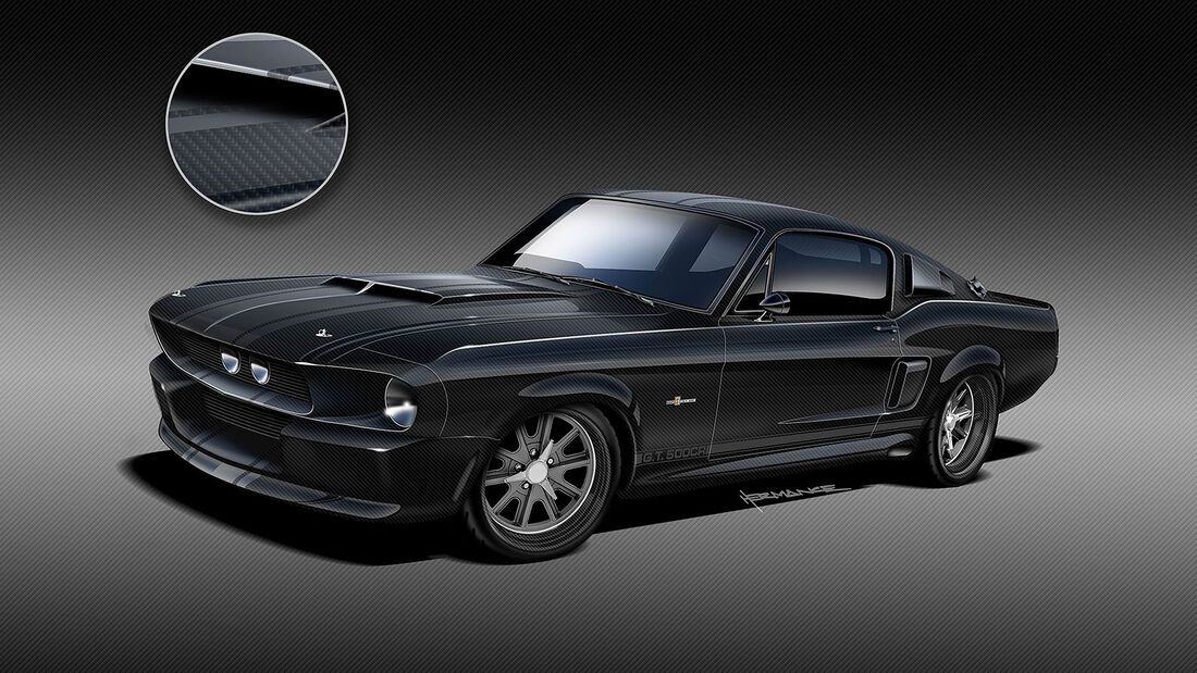 05/2020, Classic Recreations Shelby GT500CR