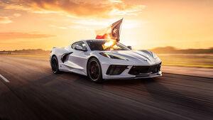 05/2020, Hennessey Corvette C8