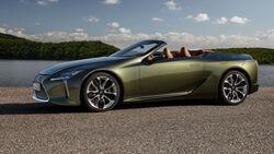05/2020, Lexus LC 500 Cabrio