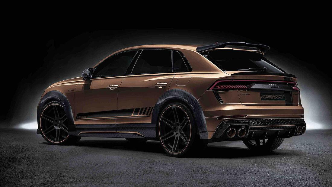 05/2020, Manhart RQ 900 auf Basis Audi RS Q8