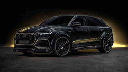 05/2020, Manhart RQ 900 auf Basis Audi RS Q8