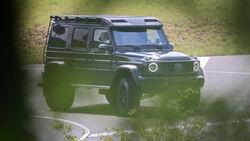 05/2020, Mercedes-AMG G 63 4x4² Erlkönig