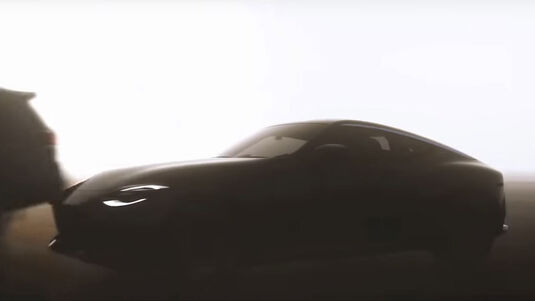 05/2020, Nissan 400 Z Screenshot Teaser-Video