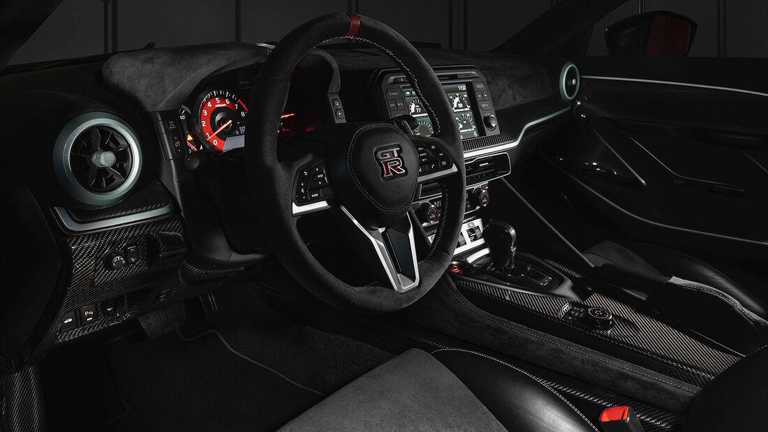 05/2020, Nissan GT-R50 by Italdesign