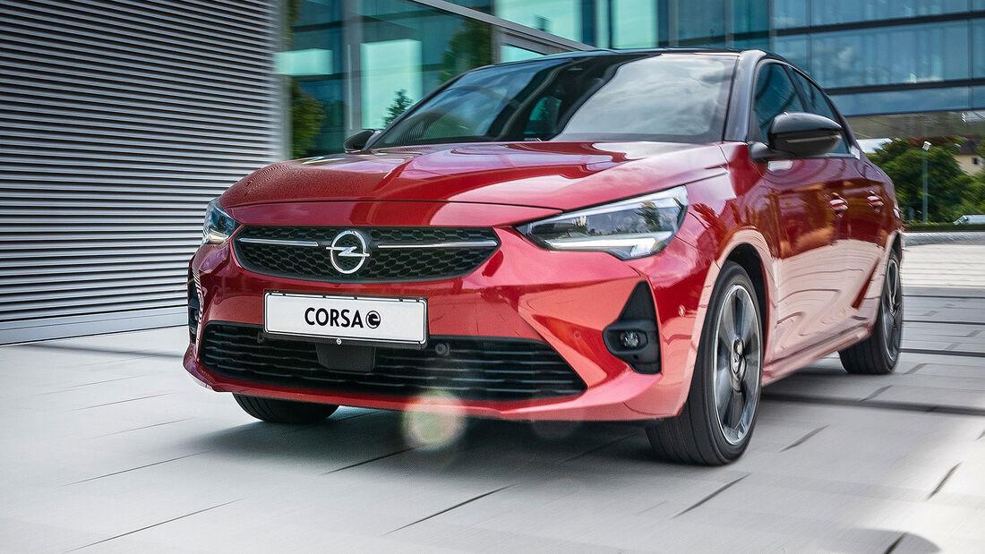 05/2020, Opel Corsa-e