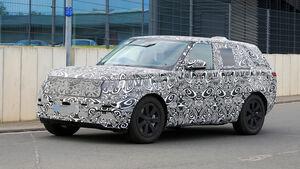 05/2020, Range  Rover Erlkönig