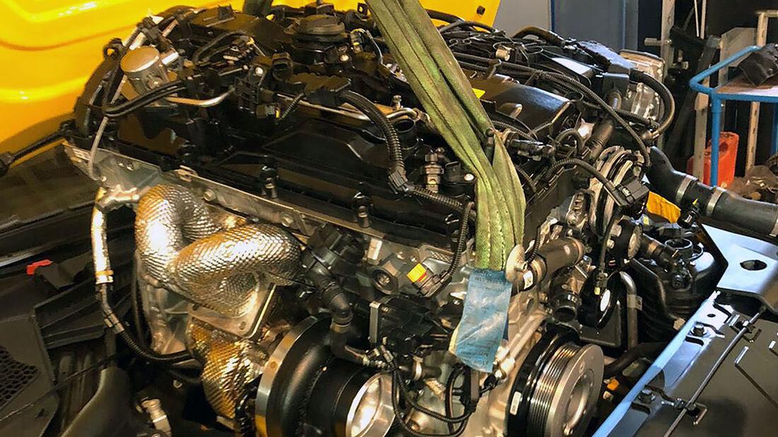 05/2020, Toyota Supra von Dreihundert Dresden
