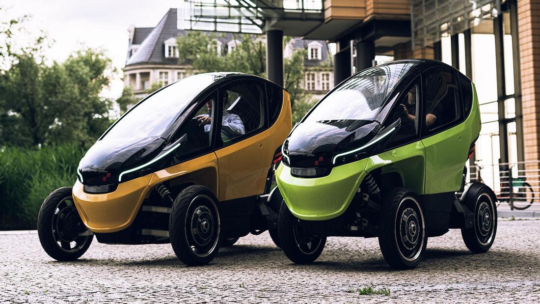 05/2020, Triggo Elektro-Kleinstfahrzeug