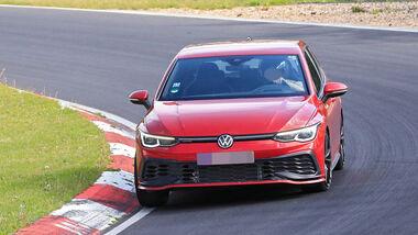 05/2020, VW Golf GTI TCR Erlkönig