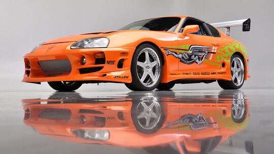 05/2021, 1994 Toyota Supra aus The Fast & The Furious