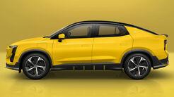 05/2021, Aiways U6 Elektro-SUV-Coupé Serienversion