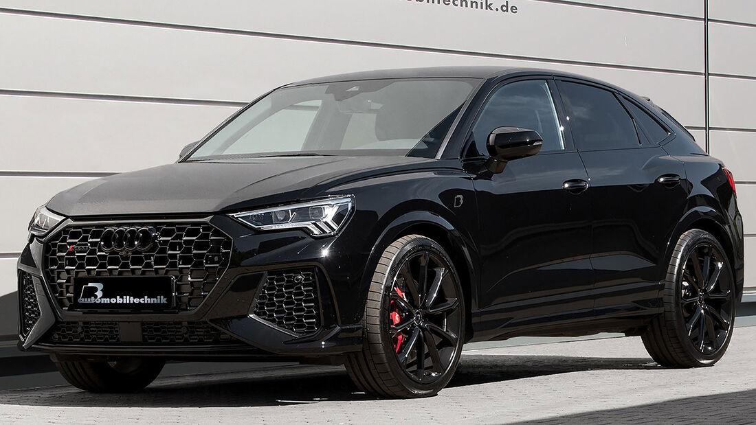 05/2021, Audi RS Q3 Sportback von B&B Automobiltechnik