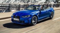 05/2021, BMW M4 Competition Cabrio mit M xDrive