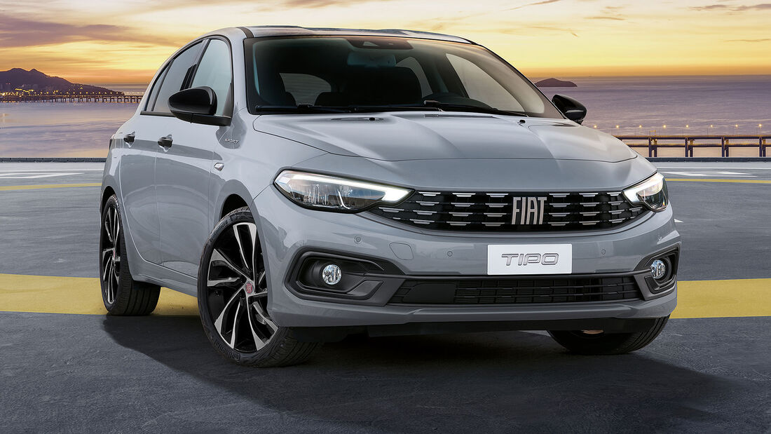 05/2021, Fiat Tipo City Sport